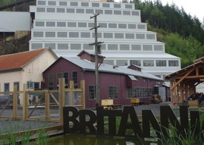 Britannia Mine Museum, Photo Credit: Tim Pawsey